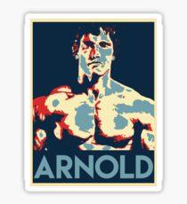Schwarzenegger 2020 Sticker