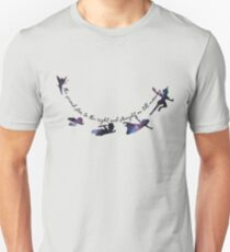 Peter Pan - The Second Star to the Right Unisex T-Shirt