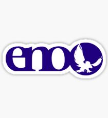 Purple Eno Sticker