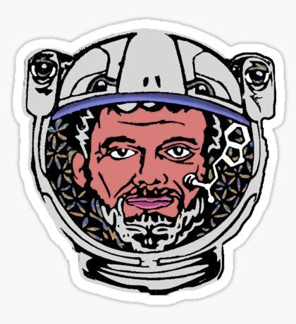 Terence Mckenna | Pyschonaut Sticker