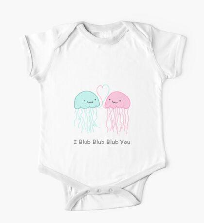 I Blub Blub Blub You Kids Clothes