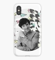 Icon Benedict Cumberbatch iPhone Case