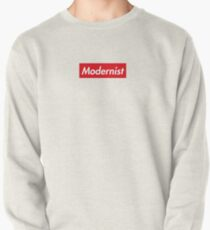 Modernist Pullover