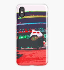 """Unique and rare 1980 Race Trucks France 12 (c) (t) """" fawn paint Picasso ! Olao-Olavia by Okaio Créations iPhone Case/Skin"""