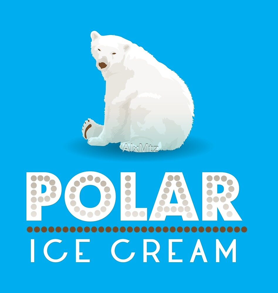 Polar Ice Cream by AlxMtz