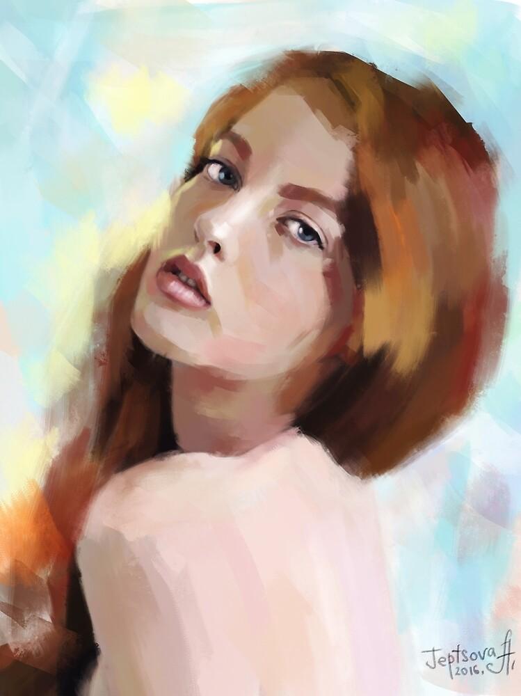 Ginger by sandrateptsova