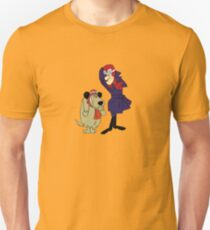 Wacky Races - Dick Dastardly and Muttley T-Shirt