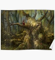 Forest Melody Poster