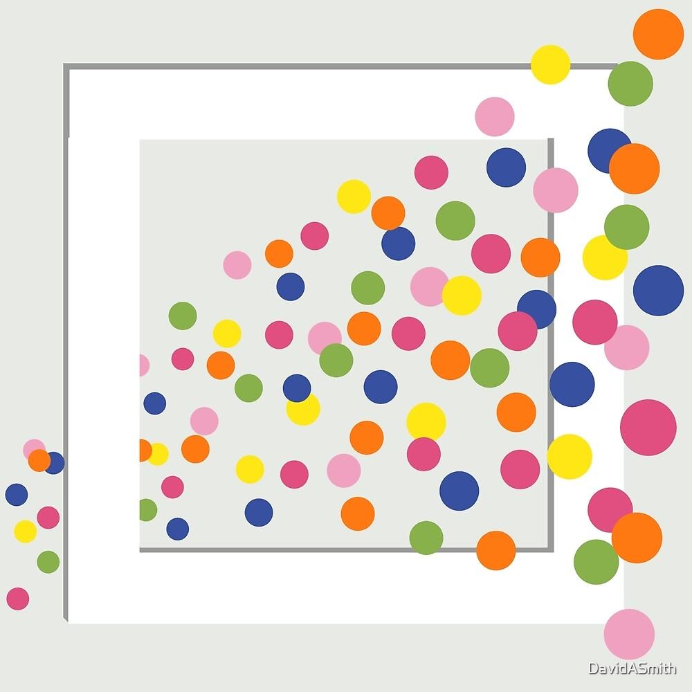 Framed Circles by DavidASmith