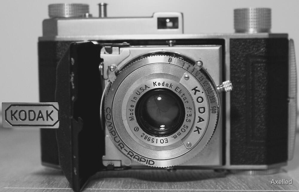 Kodak Retina by Axelled