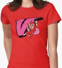 HENSHIN A GO GO Women's Fitted T-Shirt