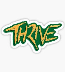 Thrive: Stickers | Redbubble