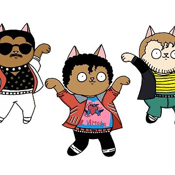 Beat it Dance Cats by jrock1184