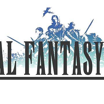 Final Fantasy 11 Logo by MaxiPower