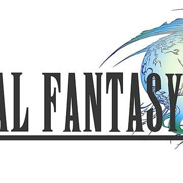 Final Fantasy 13 Logo by MaxiPower