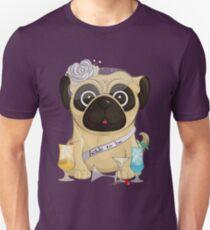 Bachelorette Pug T-Shirt
