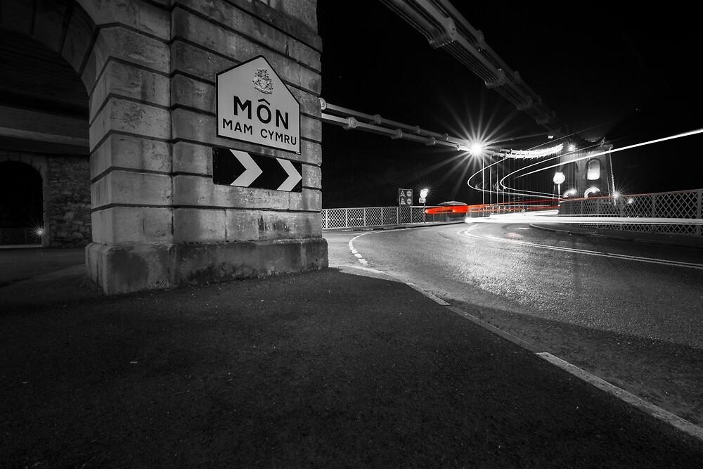 Mon Mam Cymru Car Trails by Mike Hulme