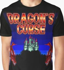 Dragon's Curse (TurboGrafx-16) Graphic T-Shirt