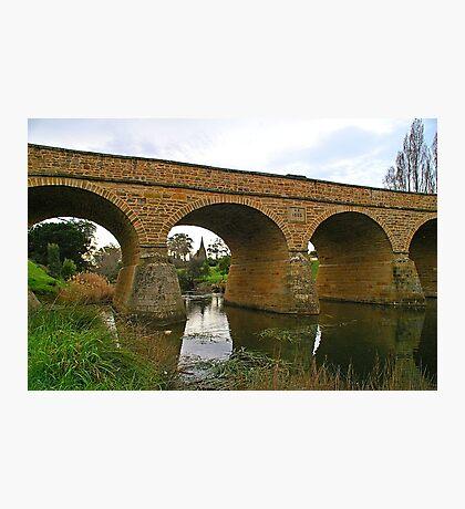 Richmond Bridge, Tasmania Photographic Print