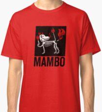 MAMBO FARTING DOG Classic T-Shirt