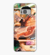 Kyle Rayner Orange Ring Samsung Galaxy Case/Skin