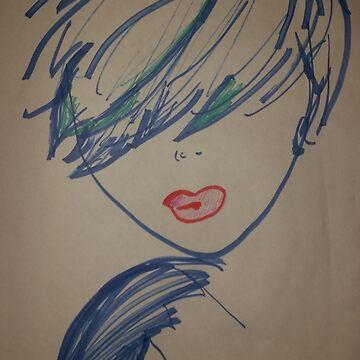 Blue Beauty  by JulieRobin