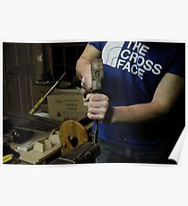 Hammer and Chisel Poster