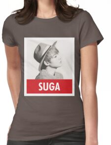 BTS - Suga Womens Fitted T-Shirt