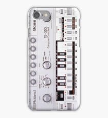 TB 303 music dj iphonecase tb303 iPhone Case/Skin