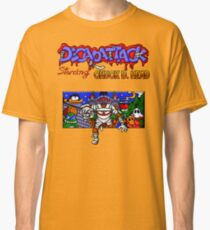 Decap Attack (Genesis Title Screen) Classic T-Shirt