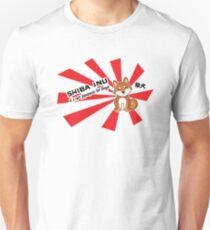 "Shiba Inu: ""It's not Japanese for Dingo"" Unisex T-Shirt"