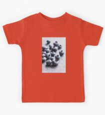 Fresh Blueberries Kids Tee
