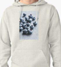 Fresh Blueberries Pullover Hoodie