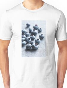 Fresh Blueberries Unisex T-Shirt