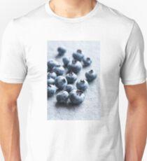 Fresh Blueberries Unisex T-Shirt