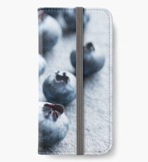 Fresh Blueberries iPhone Wallet/Case/Skin