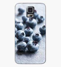 Fresh Blueberries Case/Skin for Samsung Galaxy