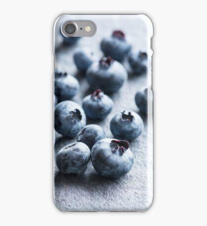 Fresh Blueberries iPhone Case/Skin