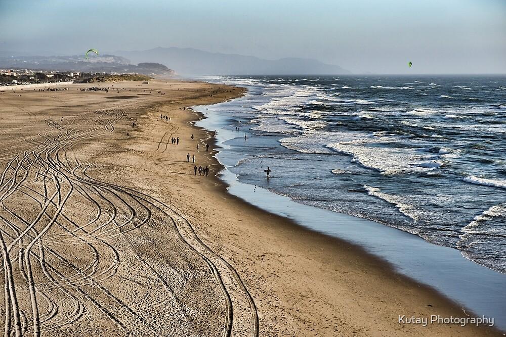 Ocean Beach, CA by Kutay Photography