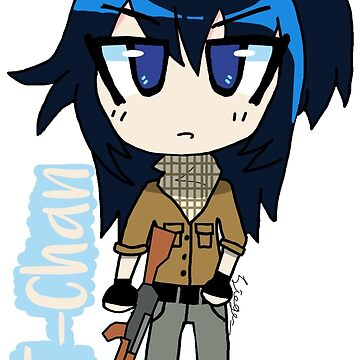 Cs Go Kawaii Killer T-chan by LuftwaffeBall