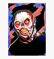 THE NIGHTMARE HAS COLOR OPTIONS!  Photographic Print