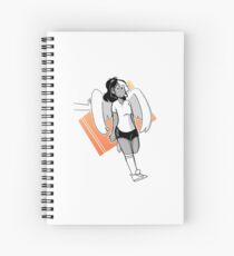Nudge Spiral Notebook