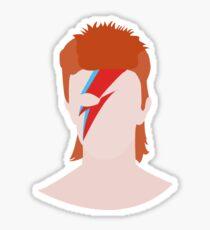 Bowie Sticker