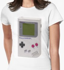 1989 Gameboy Womens Fitted T-Shirt