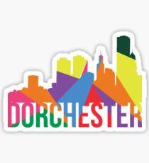 Dorchester Sticker