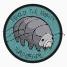 The Mighty Tardigrade by fishcakes