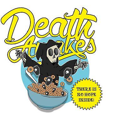 Death Awakes  by darkmatchclub