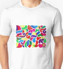FREE FORMATION IN ECOLINE Unisex T-Shirt