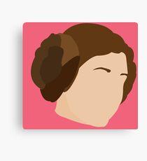 Princess Leia Canvas Print