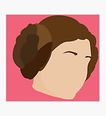 Princess Leia Photographic Print